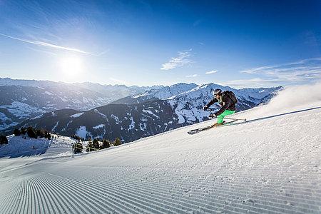 Skifahren Spieljoch Fügen | © Erste Ferienregion im Zillertal / Andi Frank
